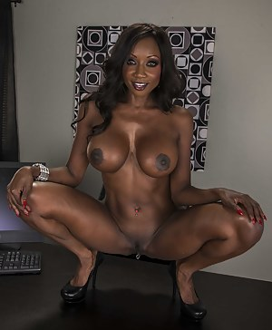 Black Boobs Porn Pictures